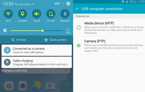 Wie Man Ein Samsung Handy Via Usb Massenspeichermodus Oder