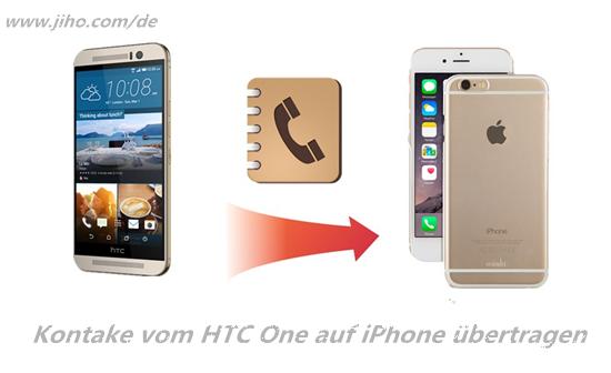 kontakte von samsung auf iphone übertragen