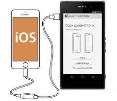 Daten Von Iphone Auf Sony Ubertragen