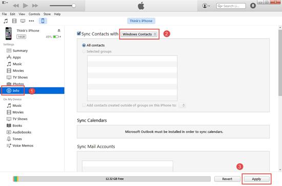 kontakte von telefon auf gmail