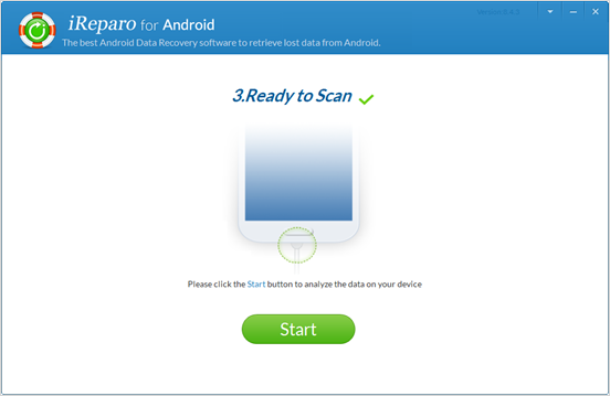 scan your android device