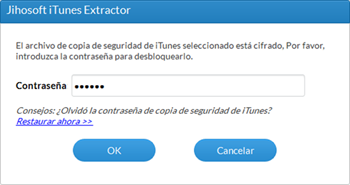 iPhone Backup Extractor Gratuito