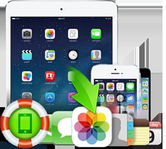 Jihosoft recuperación de datos iphone