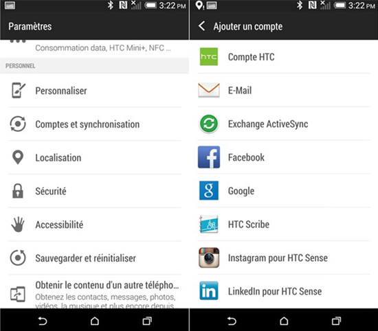 how to get android contacts to sync with gmail