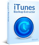 Jihosoft iPhone Backup Extractor