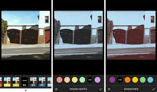 VSCO, Beste fotobearbeitungs-app für Android.