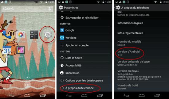 Comment activer le débogage USB sur Android?