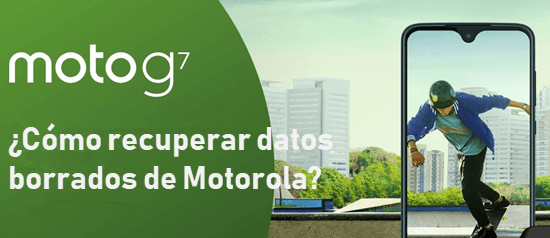 Problema de pérdida de datos del teléfono Motorola