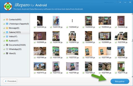 ¿Cómo se pueden recuperar los archivos borrados tras el restablecimiento de fábrica de Android?