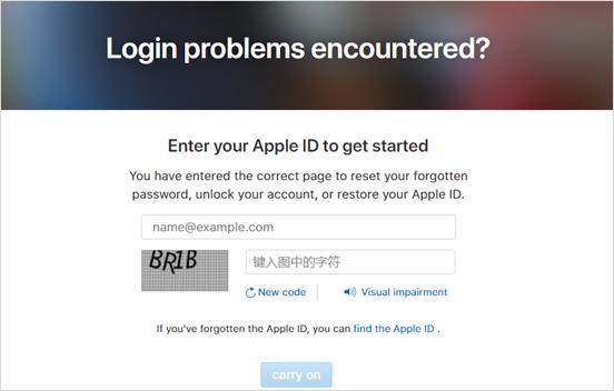 localiser un iphone sans identifiant