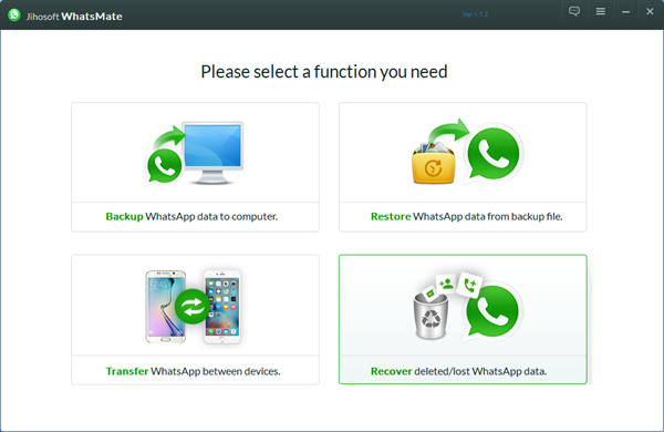 Restore Deleted WhatsApp Messages on Android without Backup