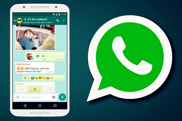 Recover Deleted WhatsApp Messages from Android