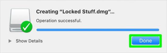 How to Lock Folders on Mac