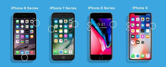 Reinicie su iPhone directamente