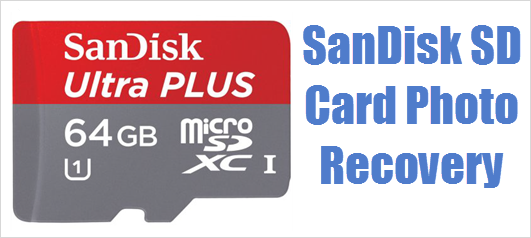 SanDisk SD Card Recovery