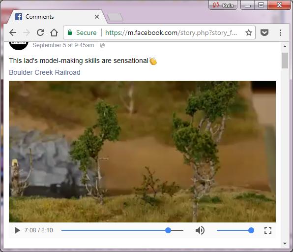 Pasos para descargar vídeos de Facebook en línea sin ningún software