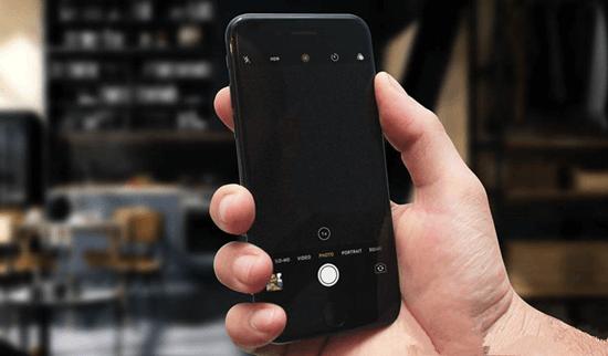 Appareil photo iPhone ne fonctionne pas?