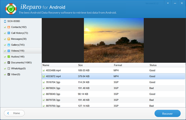 Recover Deleted Videos from Your Android Phone.