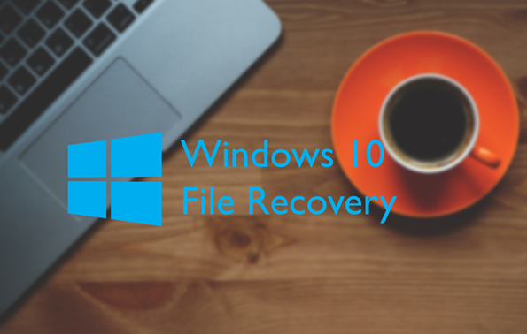 Windows 10 File Recovery