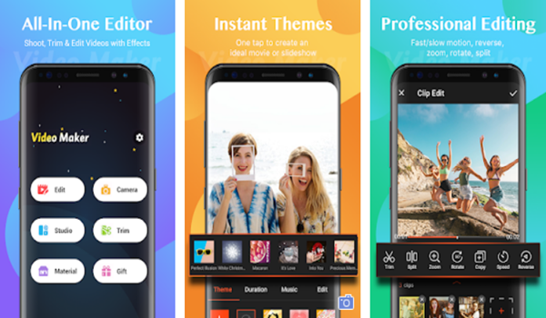Wonder Video Editor is one of the Top 10 Best Free Video Editors for Android in 2019.