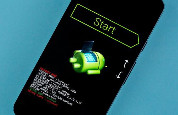 Wie kann man Android Version mit rooten Gerät upgraden