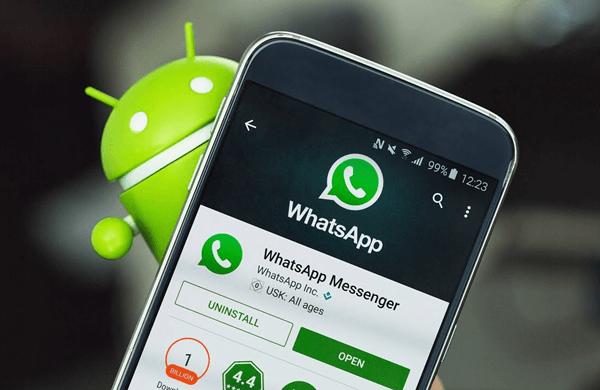 Comment exécuter deux comptes WhatsApp dans un téléphone?