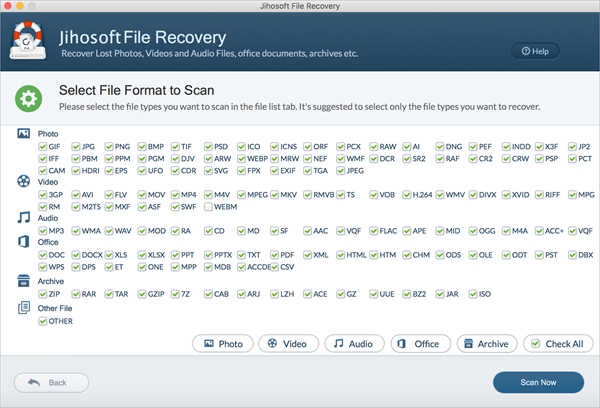 iReparo for PC – The Best Mac Data Recovery Software