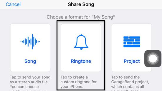 Créer une sonnerie iPhone sans iTunes
