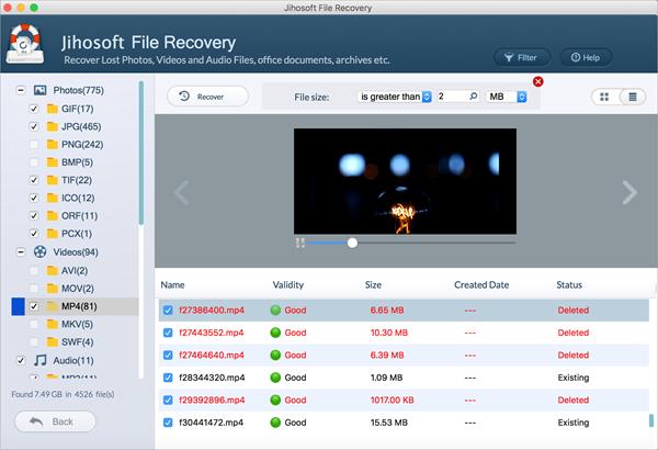 Best Alternative to Recuva for Mac Free Download