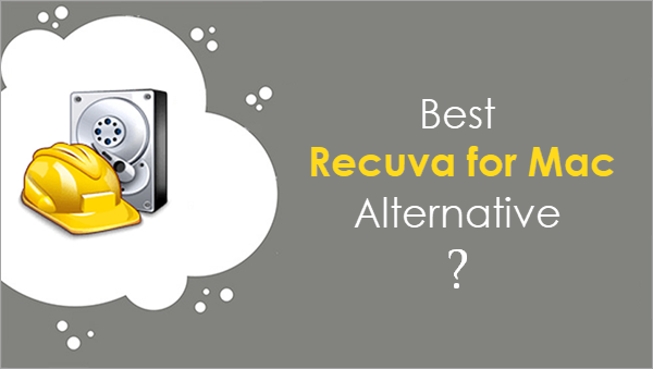 Best Recuva for Mac Alternative