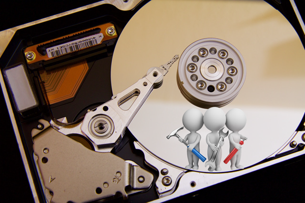 Check and Repair Bad Sectors on Hard Drive in Windows 10/8/7