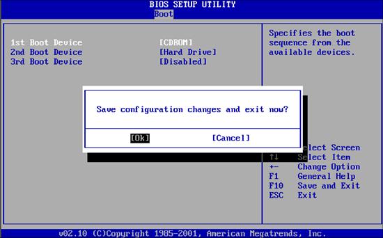 Formatear el portátil con la instalación de Windows USB / CD (Windows 7/8/10)