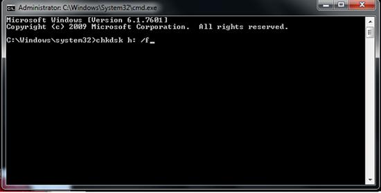 Wie man ein beschädigtes Flash-Laufwerk ohne Formatierung repariert