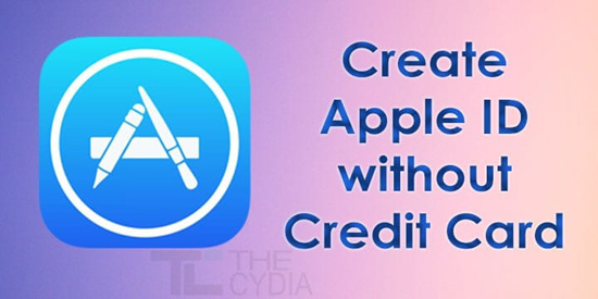 How to create an Apple ID without using the credit card?