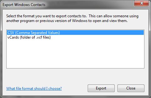 Cómo imprimir contactos con iTunes Syncing