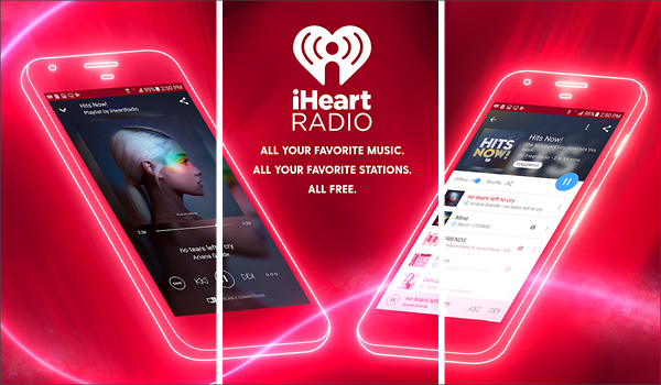 iHeartRadio is best Radio Apps for Android to Stream Online Music.