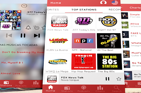 myTuner Radio App is best Radio Apps for Android to Stream Online Music.