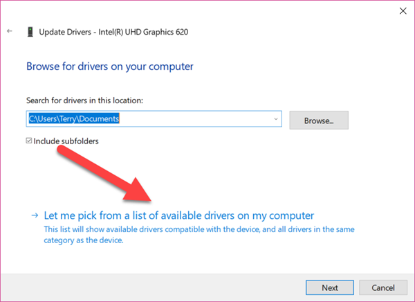 Update Windows 10 Brightness Driver Automatically