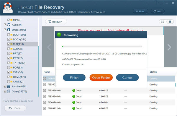 How to Recover Deleted Excel File on Windows and Mac