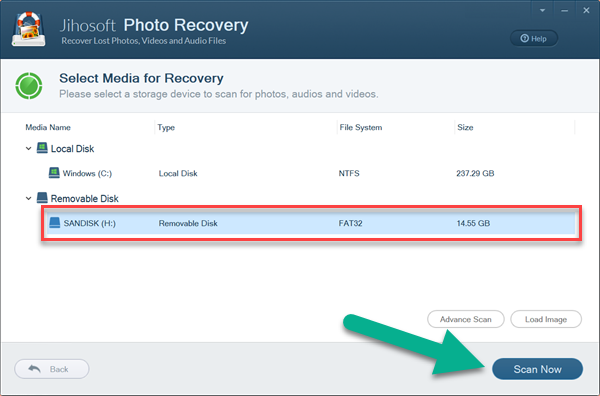How to Recover Deleted Canon Photos (JPEG/CR2/CRW) & Videos