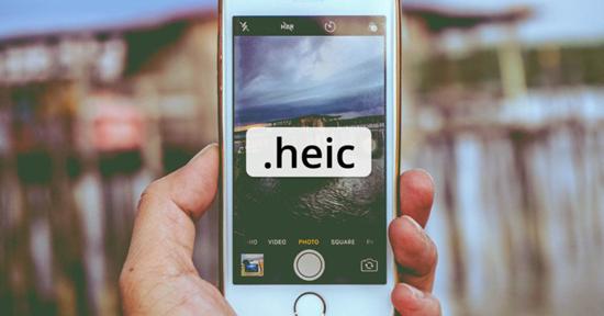 Comment empêcher l'iPhone de prendre des photos dans HEIC dans iOS 12?