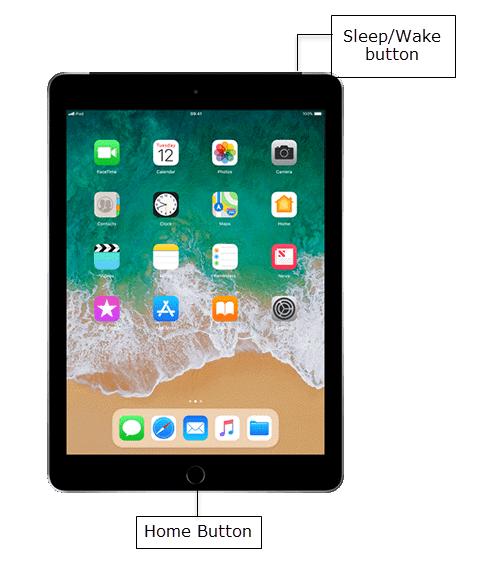 Forcer le redémarrage de l'iPhone ou de l'iPad