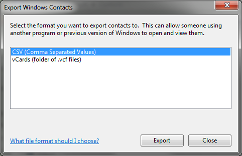Comment imprimer des contacts avec la synchronisation iTunes