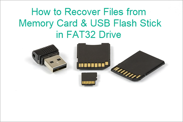FAT32 File Recovery