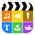Videocraft, Top Video Editor Apps para iPhone / iPad.