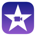 iMovie, Applications d'édition vidéo pour iPhone / iPad.
