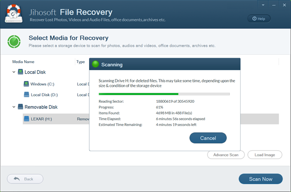 How to Recover FAT32 Memory Card Deleted Files