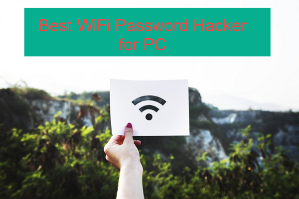 Best WiFi Password Hacker and Online Tool for PC