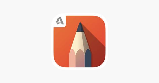 Autodesk SketchBook, Les meilleures applications de dessin et peinture pour iPad.