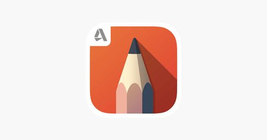 Autodesk SketchBook, Beste Malen und Zeichnen Apps für das iPad.